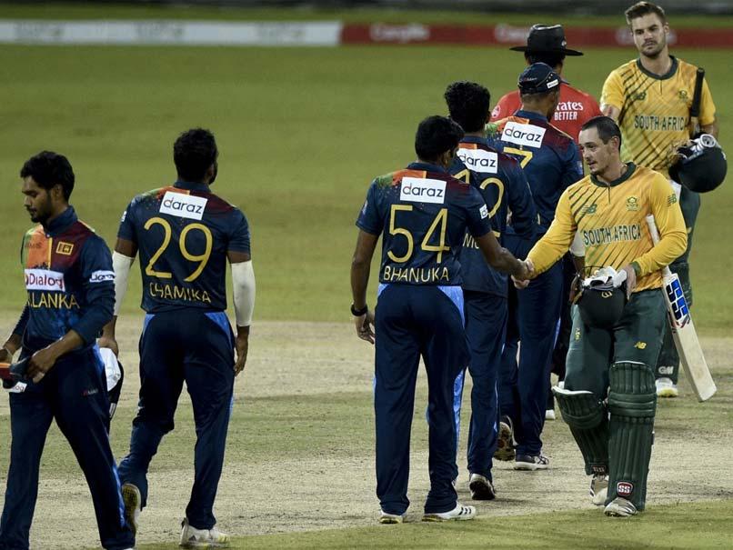 Tabraiz Shamsi, Aiden Markram Help South Africa Clinch T20 Series vs Sri Lanka With Big Win