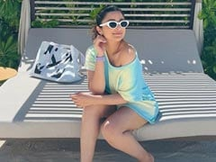 """Parineeti Chopra Took Her """"Personal Photographers"""" To The Maldives. Expect More Fab Pics"""
