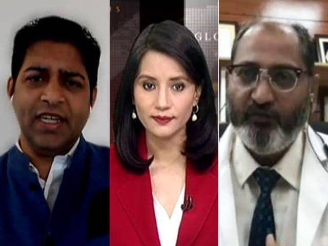 Video : After UP, Surge In Flu Cases In Bihar, New Delhi