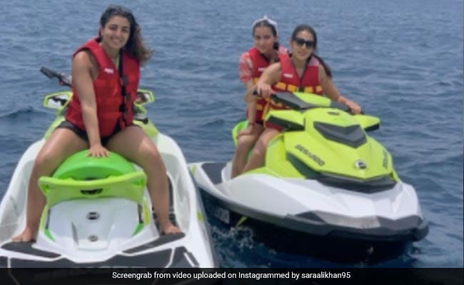 Queen Of Captions, Sara Ali Khan Strikes Back With A 'Salty' One