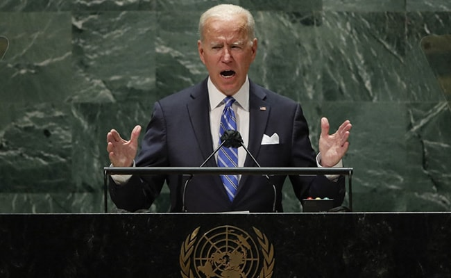 Aircraft Intercepted From New York Restricted Area As Biden Addresses UN