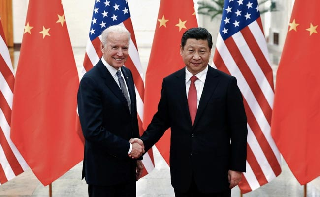 Biden, Xi Discuss Covid Origin Probe Month After He Vowed To Press China