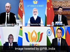 BRICS Leaders Call For Settling Afghan Situation By Peaceful Means