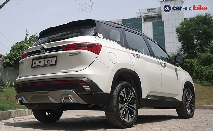 , Exclusive: 2021 MG Hector Facelift CVT Review, The World Live Breaking News Coverage & Updates IN ENGLISH