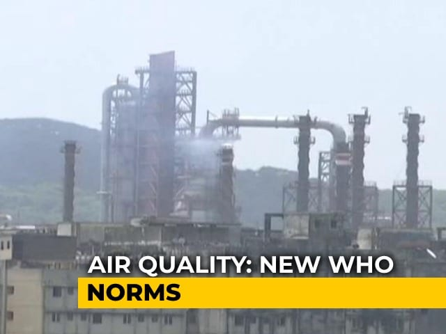Video : Air Pollution Kills 7 Million A Year, Says WHO, Toughens Guidelines