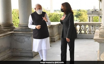 'Bilateral Ties Will Touch New Height': PM Invites Kamala Harris To India