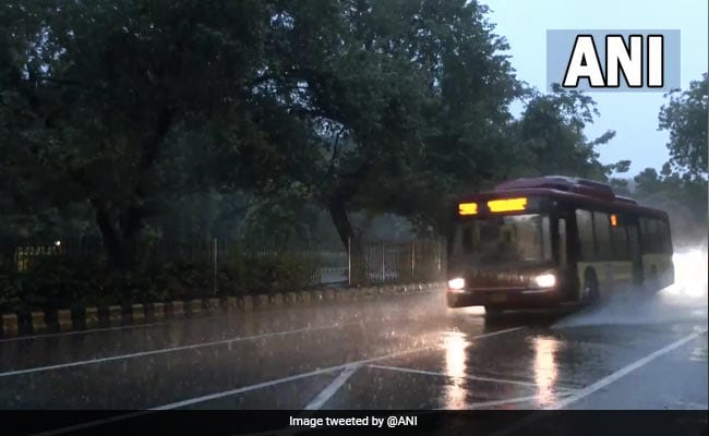 Weather Office's Move To Predict Impact Of Extreme Weather Events In Delhi-NCR