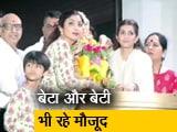 Video : शिल्पा शेट्टी ने परिवार संग किया गणपति का विसर्जन