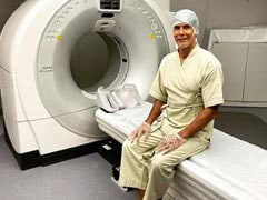 """""""All Normal"""": Milind Soman After Getting A CT Scan"""