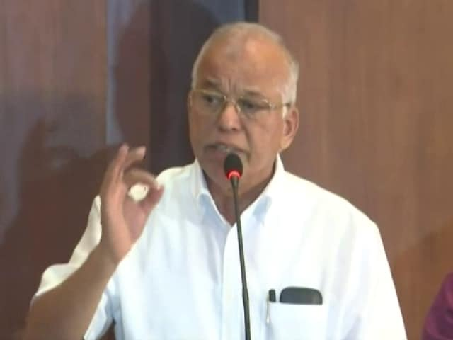 """Video : """"Absolutely No Hope..."""": Goa Congress Leader To Sonia Gandhi After Quitting"""