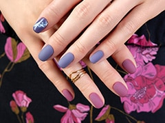 Make Your Manicure The Talk Of The Town With These Matte Nail Polishes
