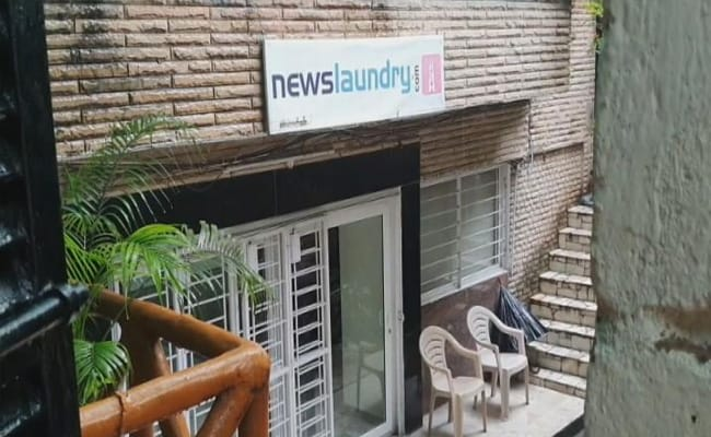 'Was Told Can't Speak To Lawyer': Newslaundry Co-Founder On Tax 'Survey'