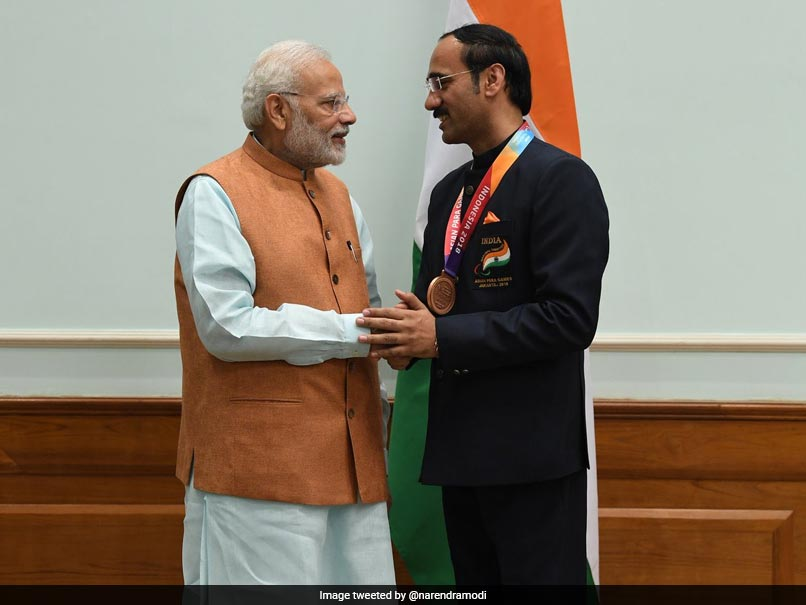 Tokyo Paralympics: Dream To See Indian Flag Flying Fulfilled, Says Singhraj Adhana