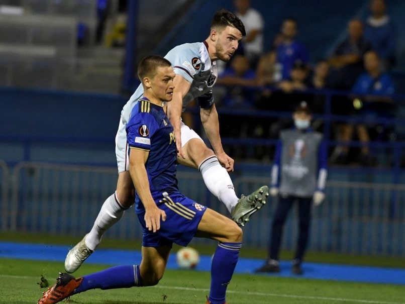 Watch: Declan Rice Dribbles From Own Half And Scores Stunning Solo Goal For West Ham
