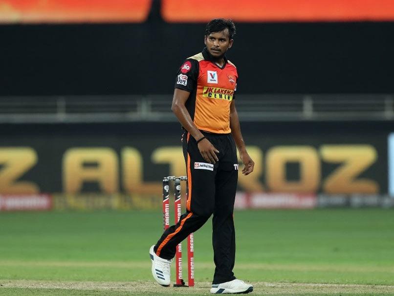 IPL 2021: Fear Grips Fans After Sunrisers Hyderabads T Natarajan Tests Positive For Covid