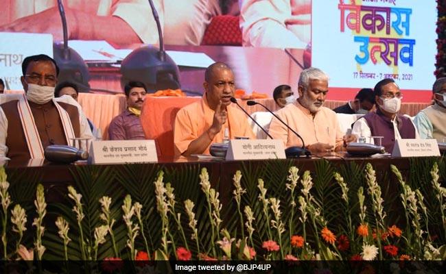 UP Didn't See A Single Riot During BJP Rule: Yogi Adityanath