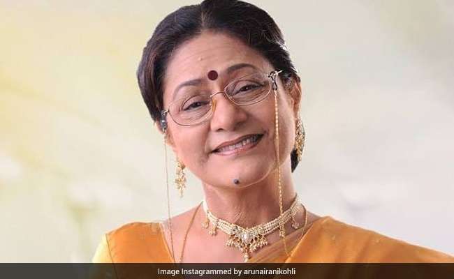 'Fear For Life' Keeps Actor Aruna Irani Away From Working