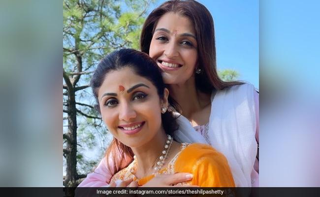 Shilpa Shetty Shares Glimpses Of Her Vaishno Devi Trip. See Here