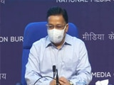 Video : Health Ministry Briefing On Coronavirus Situation