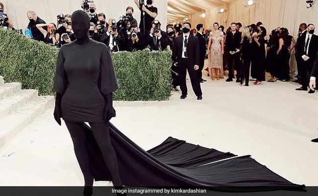 Kim Kardashian Decodes Her Viral Met Gala Look: 'What's More American Than...'