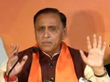 Video : Gujarat Chief Minister, Cabinet Resign A Year Before State Polls