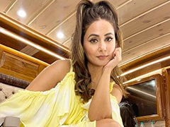 """""""Felt Really Bad"""": Hina Khan Reveals She Was Rejected For Undisclosed Role As """"Dusky"""""""