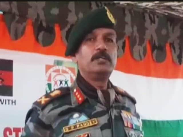 Video : Biggest Infiltration Attempt In J&K In Recent Years, Army Op Underway