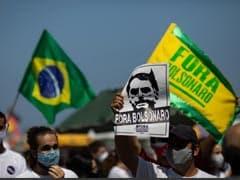 Hundreds Protest In Brazil Against Jair Bolsonaro, Demand His Impeachment