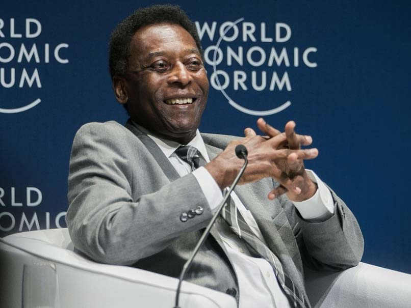 Pele Says He Is Doing Well After Surgery For Suspected Tumour