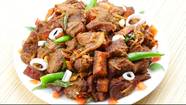Indian Cooking Tip: How To Make Spicy Mutton 65 At Home