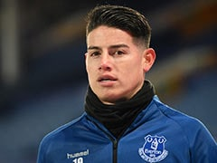 Colombia Star James Rodriguez Leaves Everton For Qatar's Al-Rayyan