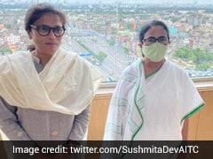 Trinamool Names Sushmita Dev To Rajya Sabha, DMK Poll List Out