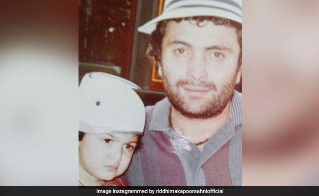 'We Celebrate You Every Day': On Rishi Kapoor's Birth Anniversary, Daughter Riddhima's Emotional Note
