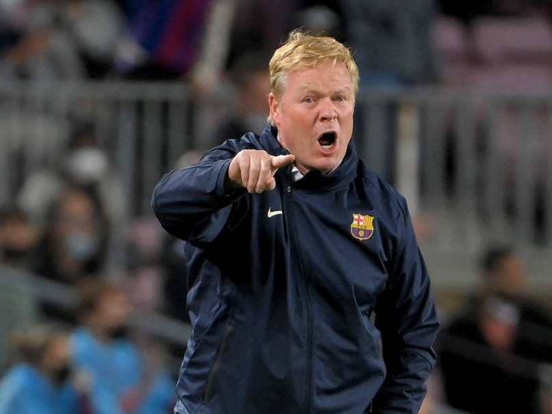 Ronald Koeman Defends Direct Approach After Barcelona Held By Granada | Football News