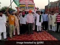 <i>Bharat Bandh</i> Highlights: Traffic Resumes At Delhi Borders After Farmers' Protest