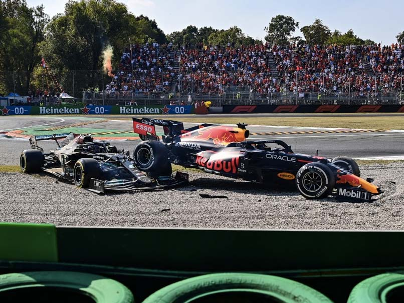 Italian GP: Max Verstappen Gets 3-Place Grid Penalty After Crash With Lewis Hamilton