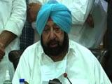 "Video : ""Don't Disturb Punjab, Move Protest To Delhi"": Amarinder Singh To Farmers"