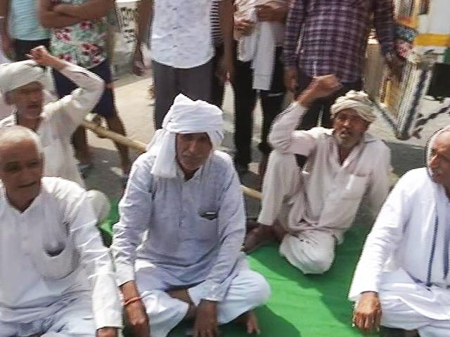 Video : Haryana Sees Traffic Congestion Due To 'Bharat Bandh'
