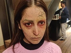 Neck Injury, Chilly Nights, Hours Of Make-Up Couldn't Stop Yami Gautam From Filming <i>Bhoot Police</i>