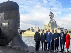 """""""Stab In The Back"""": France Fumes As Australia Scraps Huge Submarine Deal"""