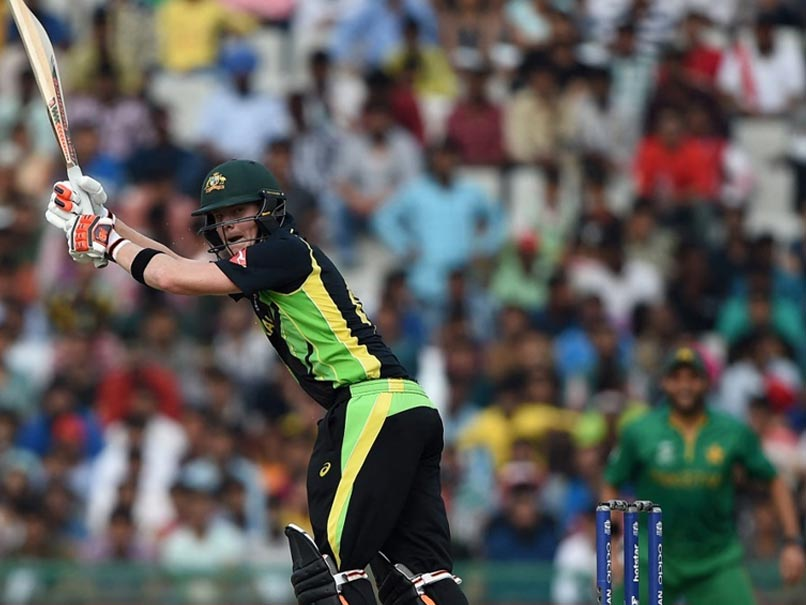 """Watch: Throwback Video Of Steve Smiths """"Outrageous"""" Shot In 2016 World T20 Against Pakistan"""