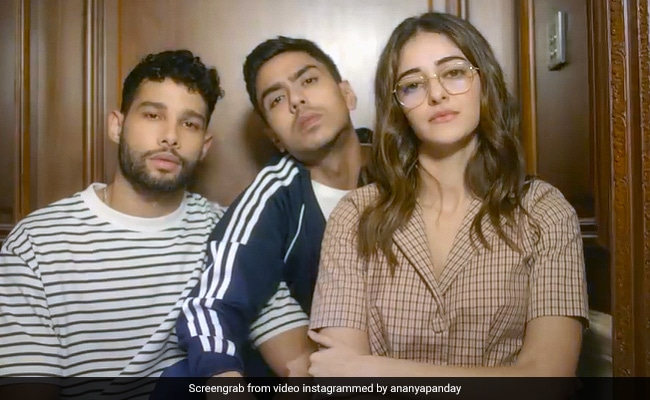New Film Alert: Kho Gaye Hum Kahan - In Which Ananya Panday, Siddhant Chaturvedi, Adarsh Gourav 'Disconnect To Reconnect'