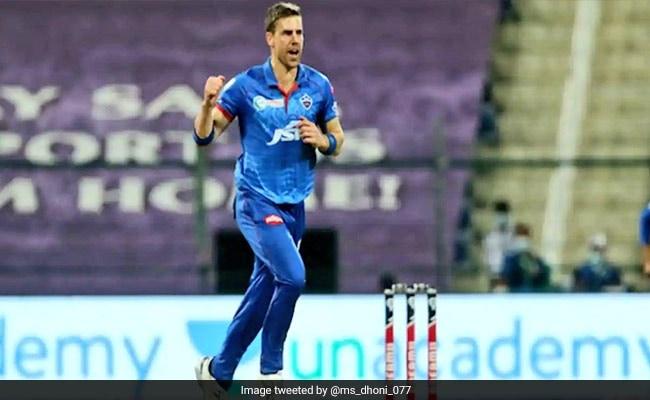 SRH vs DC: नॉर्खिया ने गेंद से उगली आग, रॉकेट की रफ्तार से गेंद फेंककर वॉर्नर को किया आउट- देखें Video