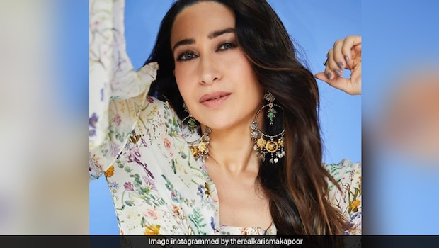 Karisma Kapoor's Sunday Sweet Tooth Moment Is Too Relatable; See Pics