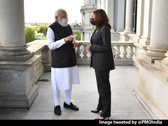 Video : India Is Very Important Partner To US: Kamala Harris
