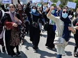 Video : Taliban Fire Shots To Disperse Anti-Pakistan Rally In Kabul: Report