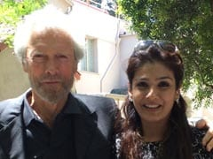 """A Walk Through Raveena Tandon's """"Fan Girl Moments"""" With Clint Eastwood, Al Pacino, Amitabh Bachchan And Others"""