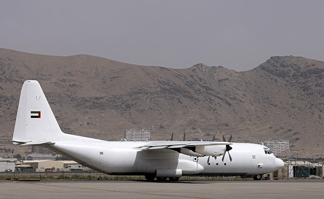 First International Industrial Flight After Taliban Takeover Lands In Kabul