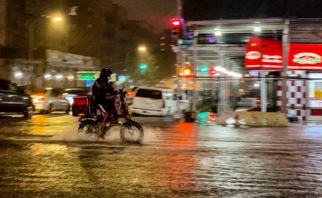 8 Dead As New York City Hit By Flash Flood Caused By Storm Ida