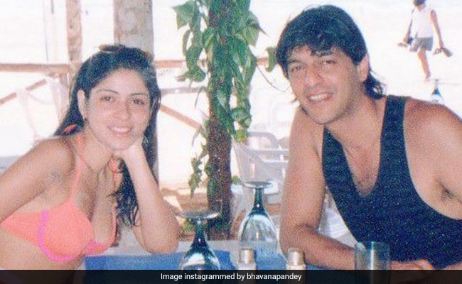 On Chunky Panday's Birthday, Throwback Treats From Wife Bhavana And Daughter Ananya